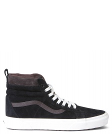Vans Vans Shoes Sk8-Hi MTE black/chocolate torte