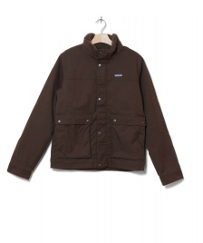 Patagonia Patagonia Winterjacket Maple Grove brown logwood