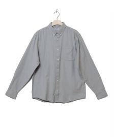 Carhartt WIP Carhartt WIP Shirt Dalton blue cinder heavy rinsed