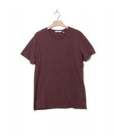 Revolution (RVLT) Revolution T-Shirt 1051 red bordeaux