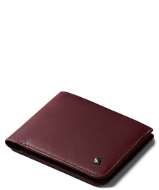 Bellroy Bellroy Wallet Hide & Seek LO RFID red wine