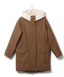 Sessun Sessun W Coat Sundance brown savana