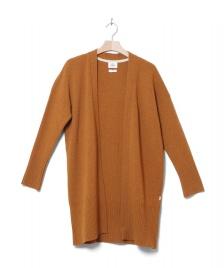 Klitmoller Collective Klitmoller W Cardigan Rosemarie brown amber