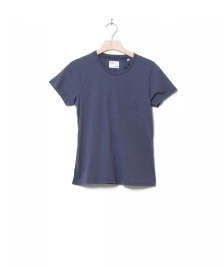 Colorful Standard Colorful Standard W T-Shirt CS 2051 blue petrol