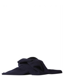 Colorful Standard Colorful Standard Scarf Merino Wool blue navy