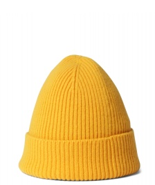 Colorful Standard Colorful Standard Beanie Merino Wool yellow burned