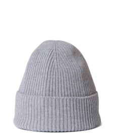 Colorful Standard Colorful Standard Beanie Merino Wool grey heather