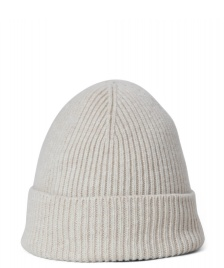 Colorful Standard Colorful Standard Beanie Merino Wool beige white ivory