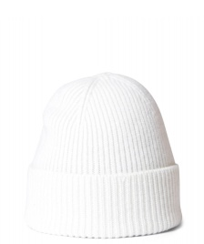 Colorful Standard Colorful Standard Beanie Merino Wool white optical