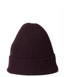 Colorful Standard Colorful Standard Beanie Merino Wool red oxblood