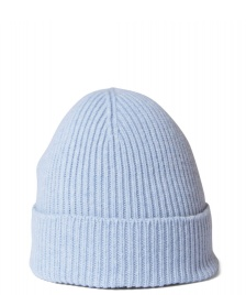 Colorful Standard Colorful Standard Beanie Merino Wool blue polar