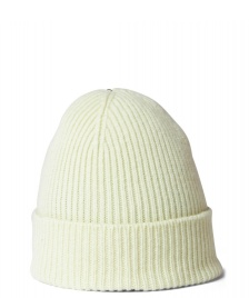 Colorful Standard Colorful Standard Beanie Merino Wool yellow soft