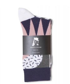 Francis et Son Ami Francis et Son Ami Socks Flavie pink/multi