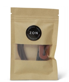 Zon Zon Sunglass Laces Creek brown