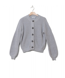 Minimum Minimum W Cardigan Affie grey light melange