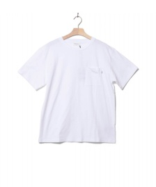 Wood Wood Wood Wood T-Shirt Bobo white bright