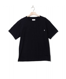 Wood Wood Wood Wood T-Shirt Bobo black