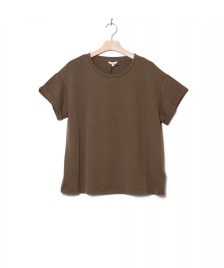 MbyM MbyM W T-Shirt Amana green military olive
