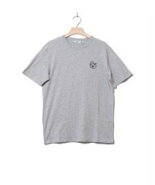 Minimum Minimum T-Shirt Aarhus 6938 grey light melange