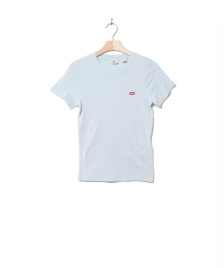 Levis Levis W T-Shirt Rib Baby blue baby