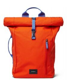 Sandqvist Sandqvist Backpack Dante Hook orange poppy red