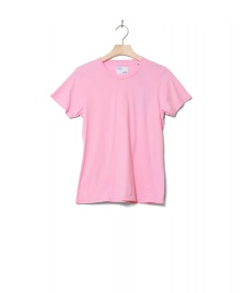 Colorful Standard Colorful Standard W T-Shirt CS 2051 pink flamingo
