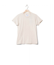Colorful Standard Colorful Standard W T-Shirt CS 2051 beige white ivory