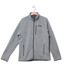 Patagonia Patagonia Jacket Better Sweater grey stonewash