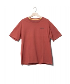 Patagonia Patagonia T-Shirt Flying Fish red spanish