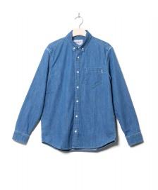 Carhartt WIP Carhartt WIP Shirt Civil blue stone washed