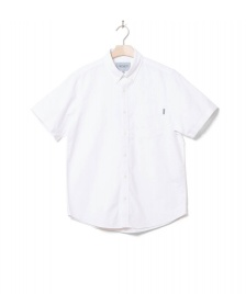 Carhartt WIP Carhartt WIP Shirt Button Down Pocket white