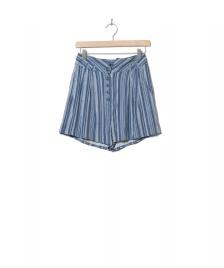 Wemoto Wemoto W Shorts Seth Printed blue indigo