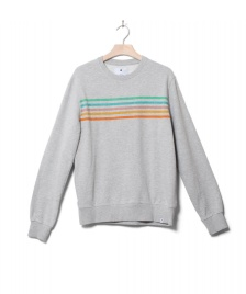 Revolution (RVLT) Revolution Sweater 2651 Rai grey melange