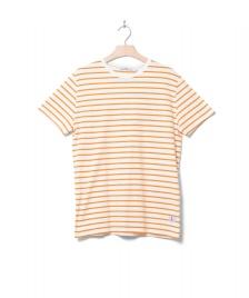 Revolution (RVLT) Revolution T-Shirt 1016 white orange