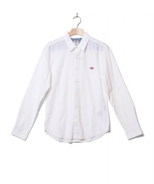 Levis Levis Shirt Battery Hm Slim white