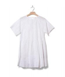 Levis Levis W Dress Poppy white bright alejandra eyelet