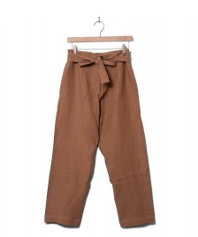 Jungle Folk Jungle Folk W Pants Vela brown cognac