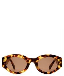 Viu Viu Sunglasses Brash brown gold havanna shiny