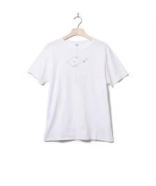 Klitmoller Collective Klitmoller T-Shirt Fish white
