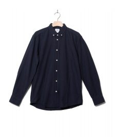 Klitmoller Collective Klitmoller Shirt Basic blue navy