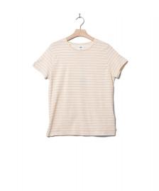 Klitmoller Collective Klitmoller W T-Shirt Trine white cream/sun