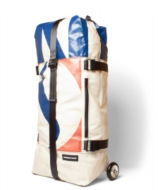 Freitag Freitag Travel Suitcase Zippelin white/blue/red