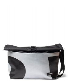 Freitag Freitag ToP Bag Rollin silver/black