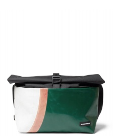 Freitag Freitag ToP Bag Rollin green/white/orange