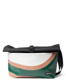 Freitag Freitag ToP Bag Rollin black/green/orange/white