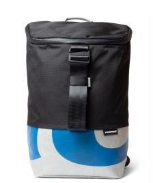 Freitag Freitag ToP Backpack Carter silver/blue