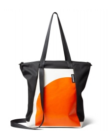Freitag Freitag ToP Tote Bag Davian orange/white