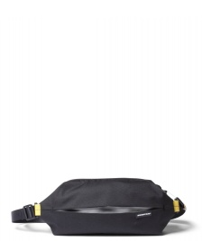 Freitag Freitag ToP Hip Bag Phelps black/silver/yellow