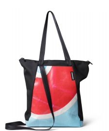 Freitag Freitag ToP Tote Bag Davian red/blue/white