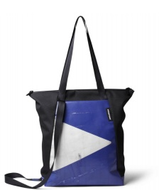 Freitag Freitag ToP Tote Bag Davian black/blue/white